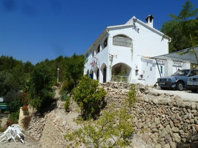 Finca for sale in Tarbena