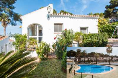 Bungalow for sale in Javea