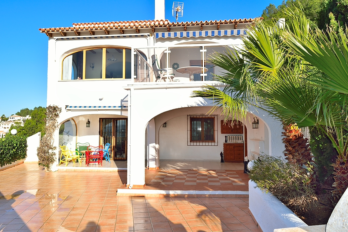Villa for sale in Benitachell