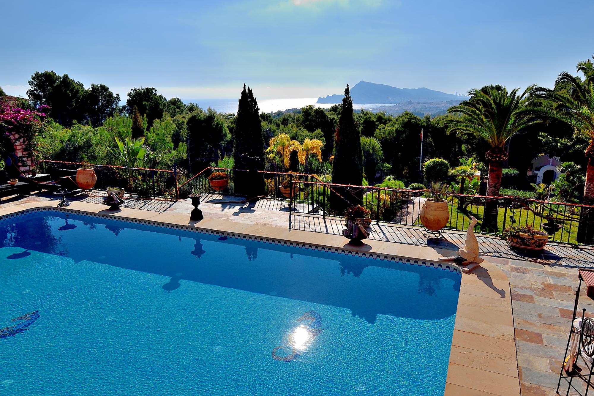 Property For Sale Altea La Vella