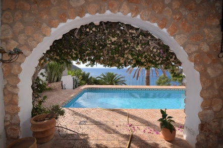 Finca for sale in Moraira