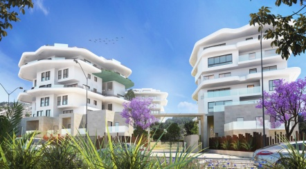 Apartment for sale in Villajoyosa