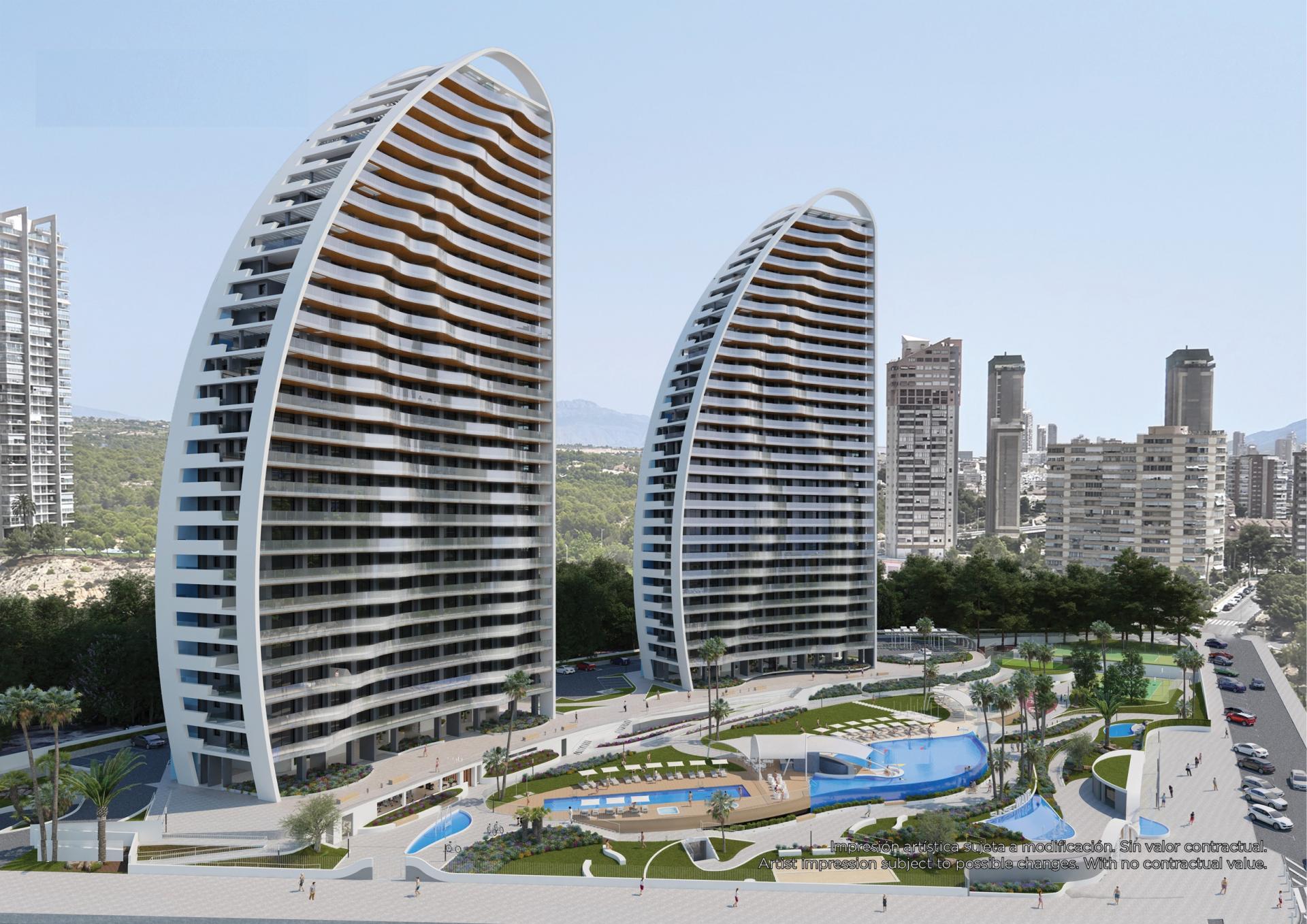 Apartment for sale in Benidorm 295.000 € | Ref: SE4056