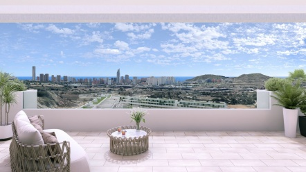 Apartment for sale in Finestrat