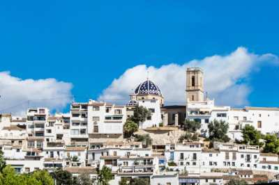 Apartment for sale in Altea