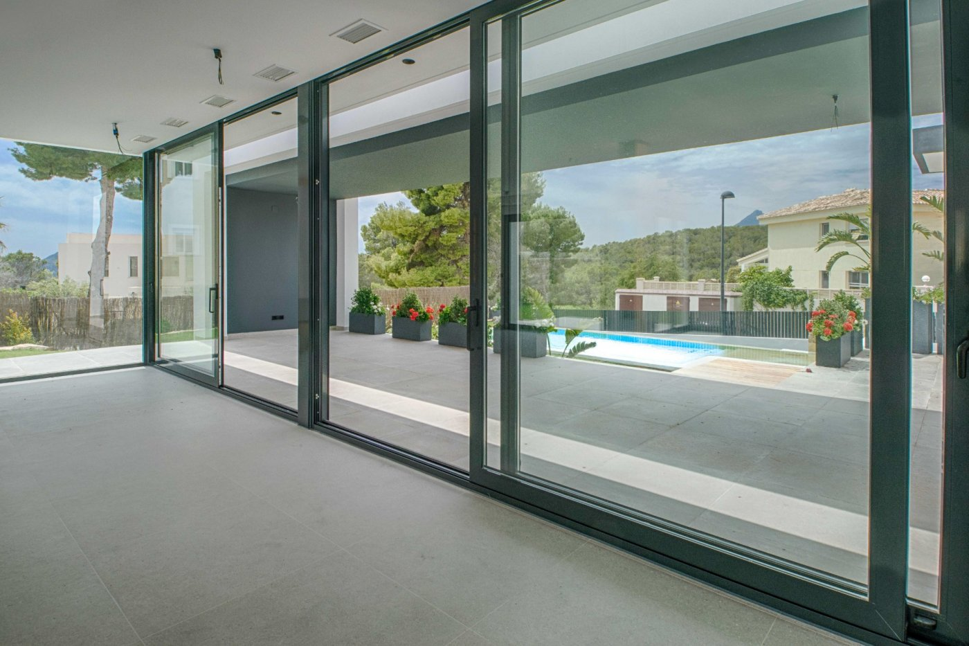 Villa for sale in Altea