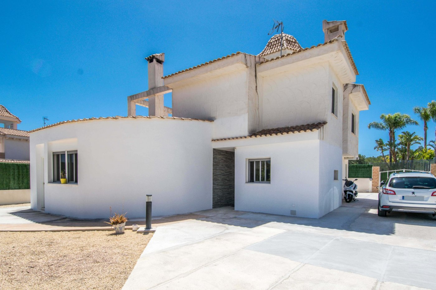 Villa for sale in La Nucia