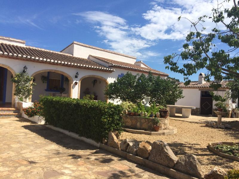 Finca for sale in Javea