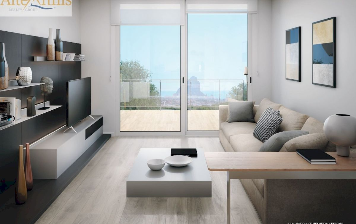 Apartment for sale in Calpe