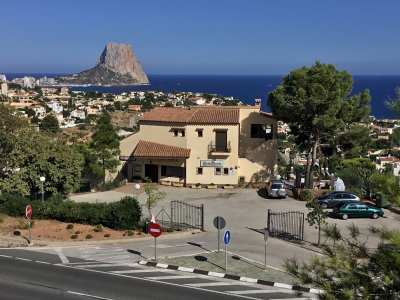 Business for sale in Calpe