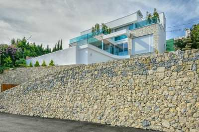 Villa for sale in Calpe