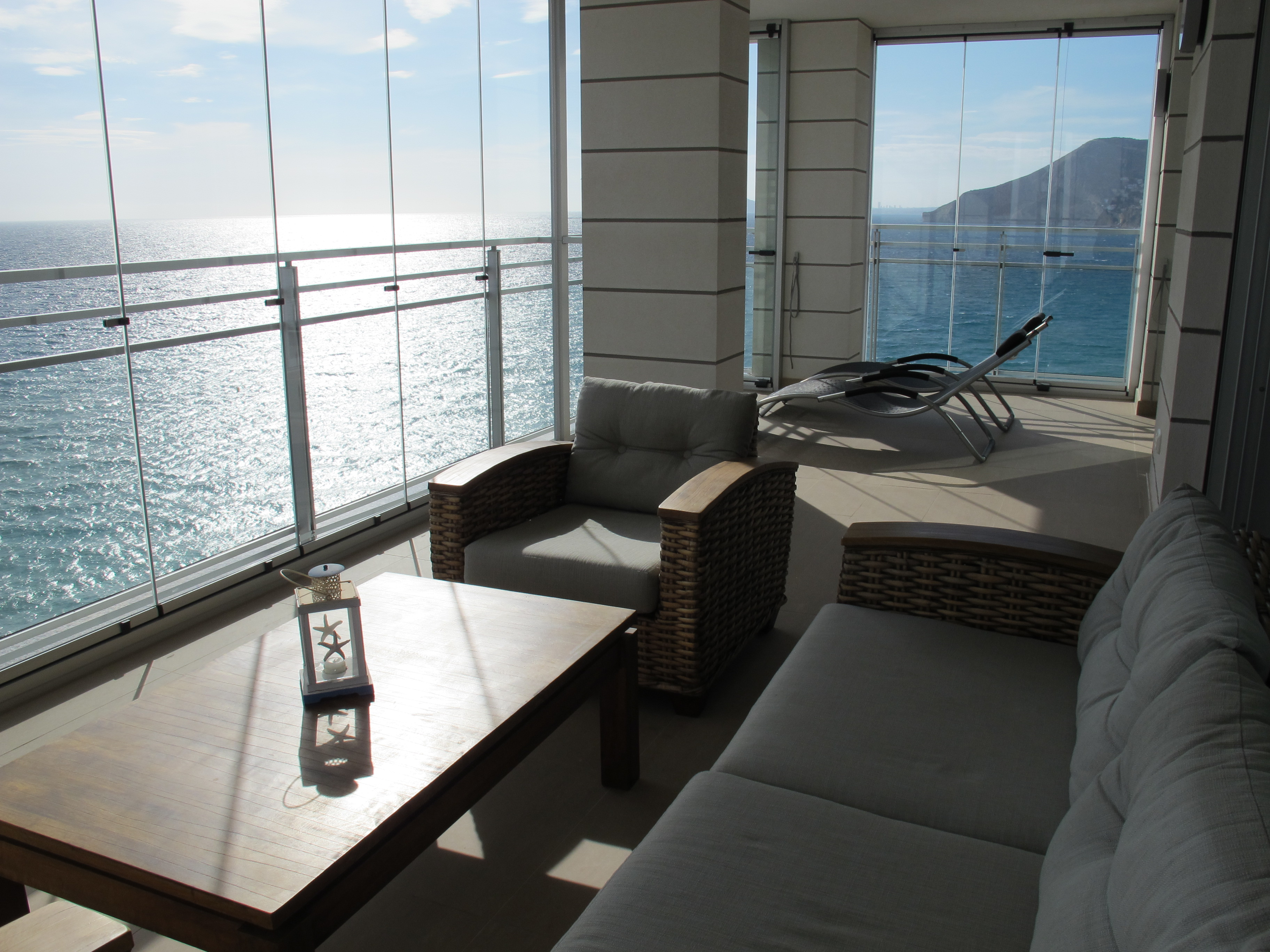 Apartment for rent in Calpe